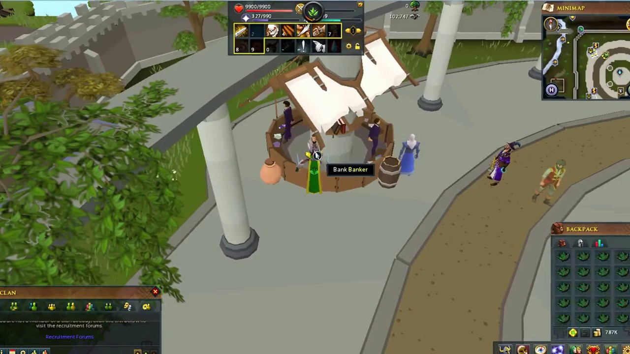 Runescape3 Auto Click (they cant ban you) 2019