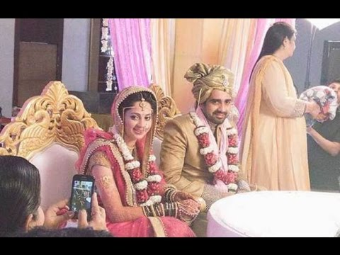 TV actor Avinash Sachdev ties the knot with co-star Shalmalee Desai