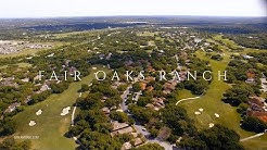 Take a Tour of Fair Oaks Ranch, Texas