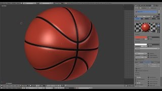 Blender Tutorial - Creating a Basketball Part 1