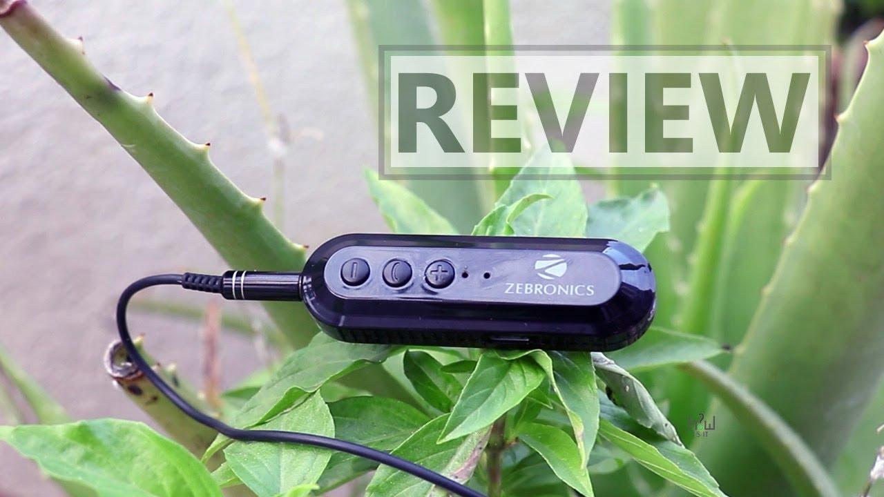 Download Zebronics Zeb-BE380T Bluetooth EarPhone Unboxing & Review | HOWISIT