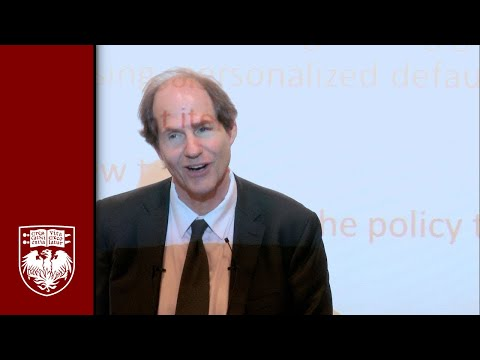 """Cass R. Sunstein and """"Simpler: The Future of Government"""""""