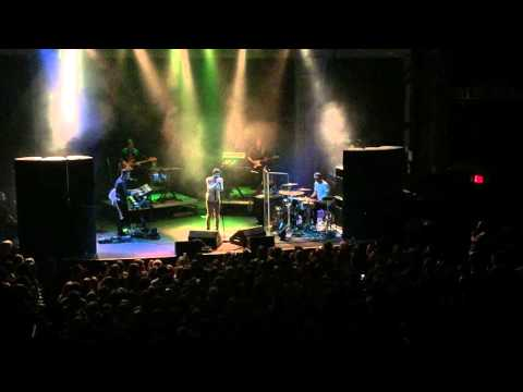 Passion Pit - Where The Sky Hangs (Live)