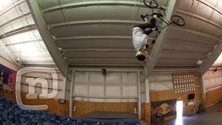 Tall BMX Bike MegaRamp With Ryan Nyquist & Mike...