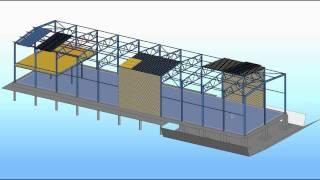 видео Типовые проекты быстровозводимых зданий