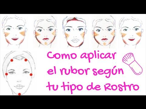 Como aplicar el rubor segun tu tipo de rostro youtube - Como aplicar el microcemento ...