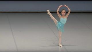 Vilnius Youth Ballet Competition 2016 - Ieva Ivanauskaitė #402
