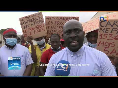 NCI NEWS   Les employés de Carrefour en grève
