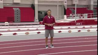 Long Jump and Triple Jump Approach Runs