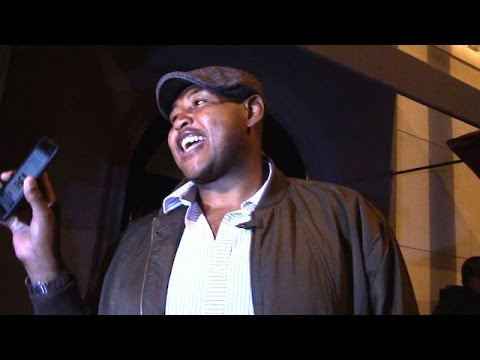 Omar Benson Miller Gives Hilarious Response When Asked If Vi
