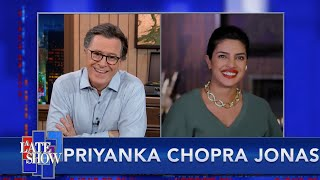 """Welcome To The Club, America"" - Priyanka Chopra Jonas Reacts To Seeing VP Kamala Harris Sworn In"
