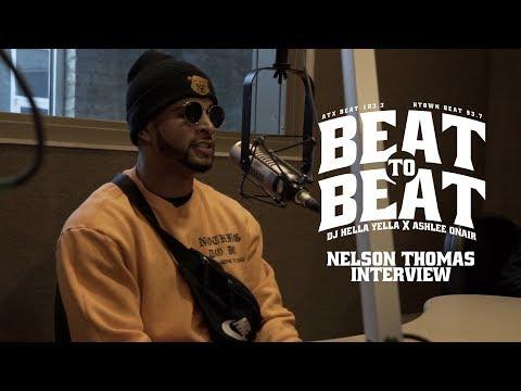 DJ Hella Yella (58498) - #BeatToBeat with MTV's Nelson Thomas