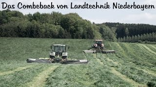 DAS GRÖßTE COMEBACK DER GESCHICHTE | Landtechnik Niederbayern 2.0