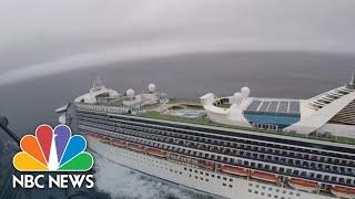 Cruise Ship Held Off California Coast For Coronavirus Testing | NBC Nightly News