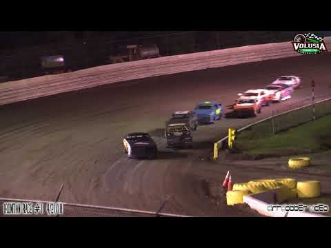 Volusia Speedway Park IronMan Race #1 4/21/18