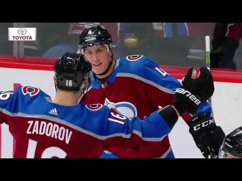Minnesota Wild vs Colorado Avalanche - March 2, 2018 | Game Highlights | NHL 2017/18