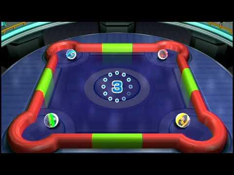 Wii Party Minispiel | Kollisionskurs