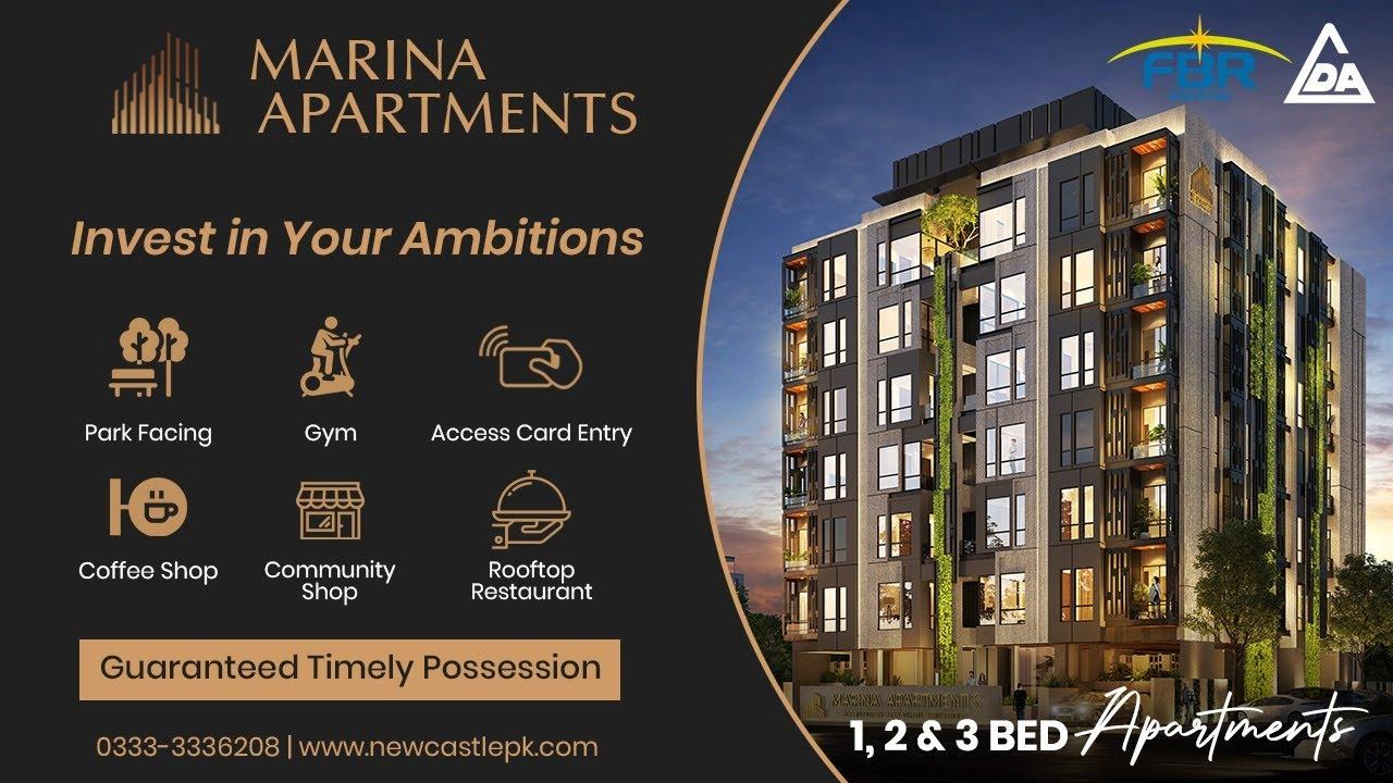 marina apartments