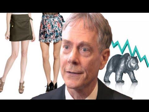 Short Skirts and Bear Markets: An Interview with Stock Market Analyst Robert Prechter