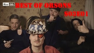 Die Orsons - Best-Of Interviews S03E01 (What's Goes)