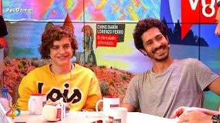 Chino Darín y Lorenzo Ferro son ángeles psicópatas #yuDaniel