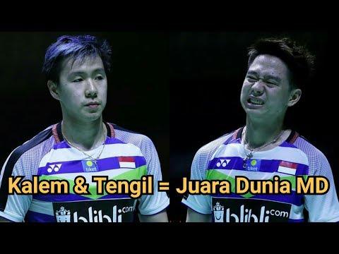 "Lucunya Kevin 😂 Saat Minions ""Diganggu"" Latihan Fuzhou China Open 2018 Mp3"