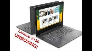 Lenovo V130 Unboxing