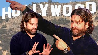 Why Zach Galifianakis can't stand Hollywood and celebrity culture