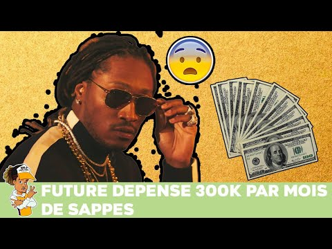 Future dépense 300K par mois de sappes !!!