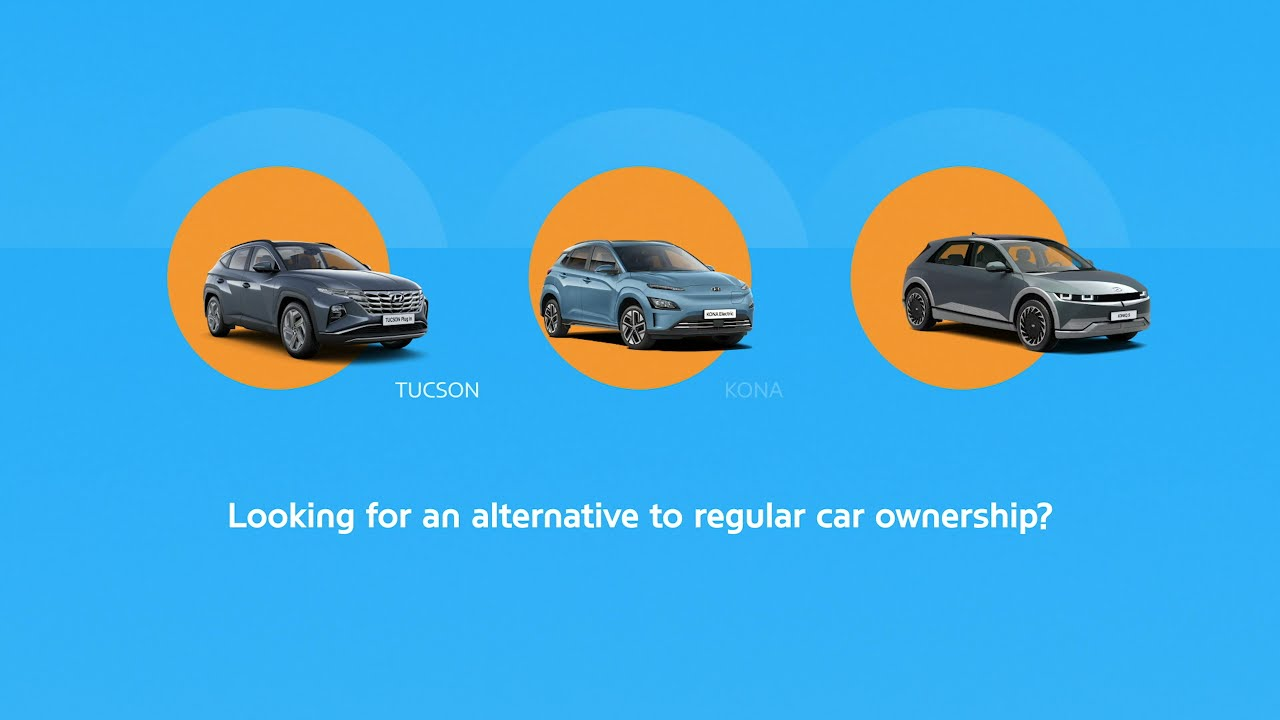 Mocean – car subscription from Hyundai. Welcome to the driver's seat.