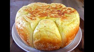 PAN CON AJONJOLI EN OLLA O SARTEN!! Deliciosos y Esponjosos ¡Increible el sabor!