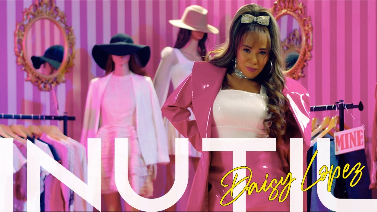 Download DAISY LOPEZ aka MADAM INUTZ - INUTIL (OFFICIAL MUSIC VIDEO)