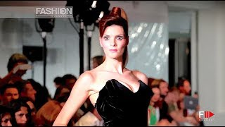 ERIC TIBUSCH Haute Couture Fall 2013 Paris - Fashion Channel