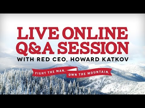 Live Online Q&A Session with CEO Howard Katkov