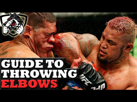 Comprehensive Guide On Elbow Strikes In Mma Amp Muaythai