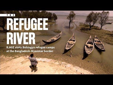 The Refugee River: Inside Rohingya refugee camps in Bangladesh