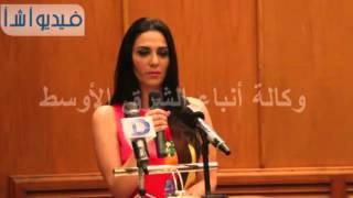 بالفيديو: افتتاح مهرجان أبو الهول السينمائي الدولي الاول بأكاديمية الفنون