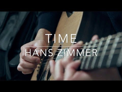 TIME - Hans Zimmer INCEPTION Guitar Cover