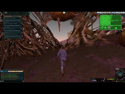 Entropia Universe: A 25 Ped Mining Run(Looking for Blau, General Gaming Talk and More)