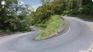 As Estradas em Serra mais belas e perigosas do Brasil
