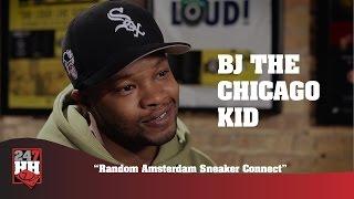 BJ the Chicago Kid - Random Amsterdam Sneaker Connect (247HH Wild Tour Stories)