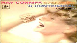Ray Conniff  - 'S Continental (1962)  GMB