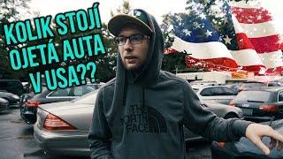 🇺🇸 Kolik stojí ojetá auta v USA? AMG, RS4, Alpina B7