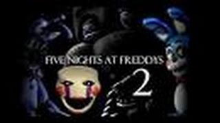 (five nights at freddy 2) roblox lets play episode 3 (night 2 only)