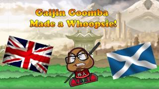 Gaijin Goomba Made a Whoopsie!