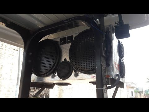 Tractors,Car,Home Big amplifier 35000 watt #Subwoofer making in india music system
