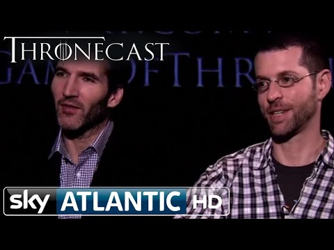 Game of Thrones: David Benioff & DB Weiss Thronecast Interview