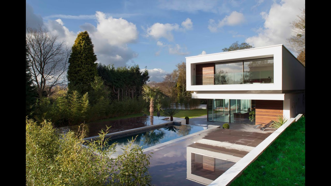 Residential modern architecture london youtube for Residential architect