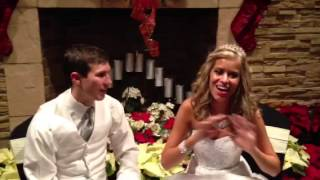Bride & Groom Wedding Review @ The Ramada Inn Toms River NJ- Alan Keith Entertainment Thumbnail
