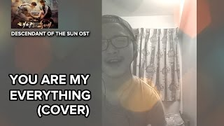 You Are My Everything English Version - Gummy (Bedroom Cover by MKYS)